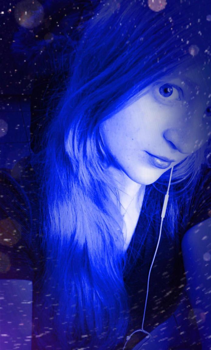 Blue by xX-RawrImAKitten-Xx