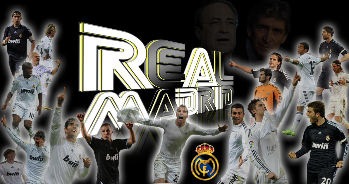real madrid wallpaper 2010 logo. real madrid wallpaper 2010