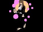 Hanami [Commission] (1/4) by bnkthecreator