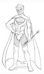 The Hawkeye Initiative by OzzieScribbler