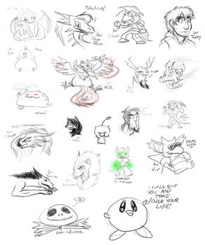 Join.Me request doodles