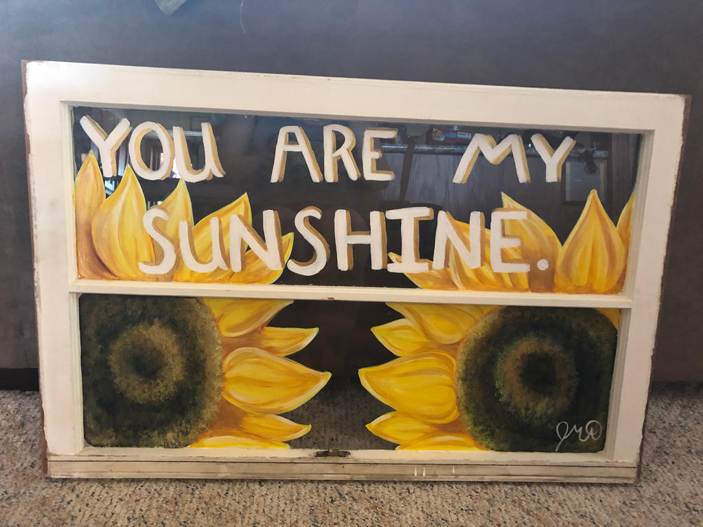 Antique Window You Are My Sunshine By Kitsunefire7 On Deviantart