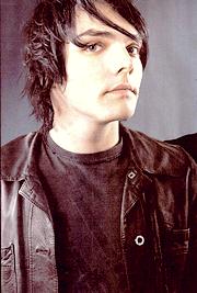 Gerard Way by AshuriiNikore
