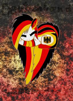 German Pony Heart (revised)