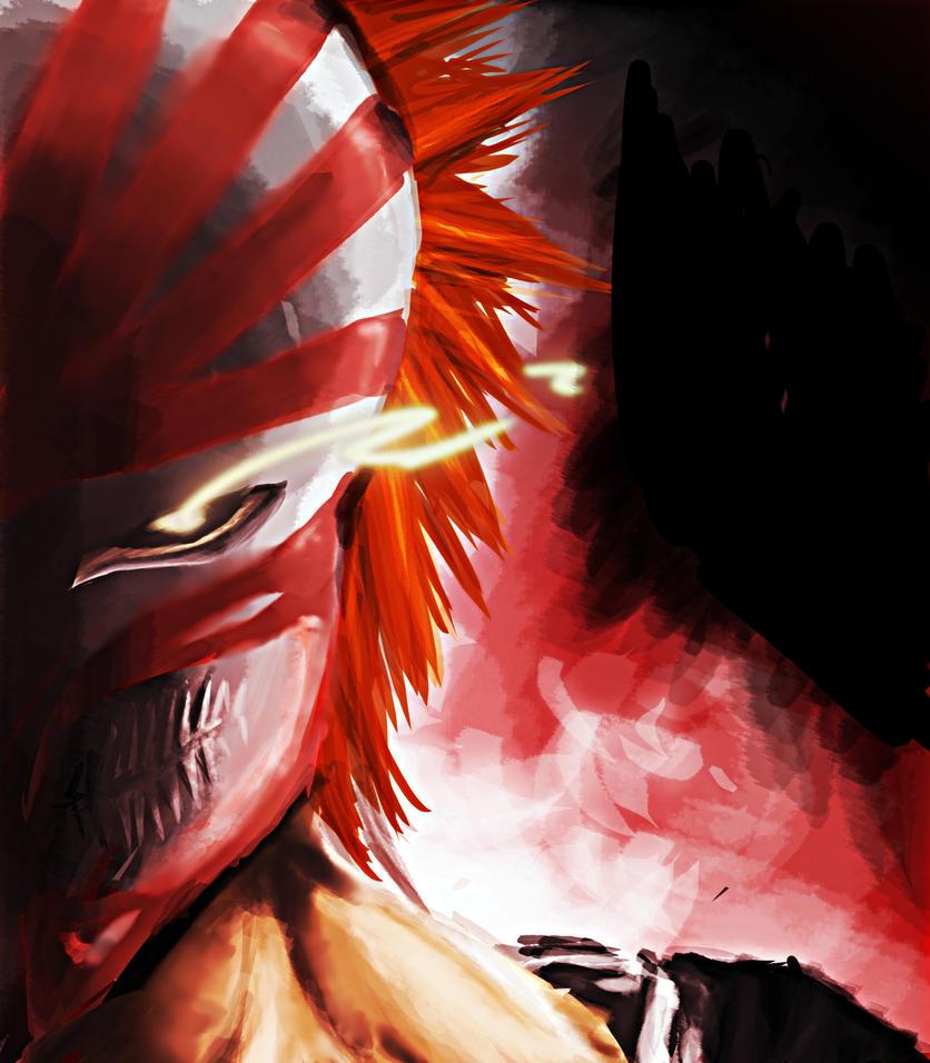Hollow Ichigo By BraddyApples On DeviantArt