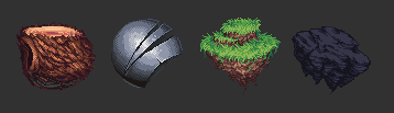 Pixel Texture Study by BraddyApples