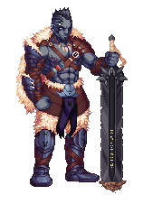 Goliath Barbarian by BraddyApples