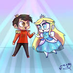 Star vs the forces of evil fan art