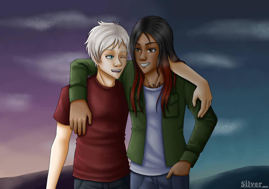 Jack and Elyan