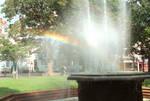 Rainbow fountain by the-boggyb