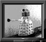 Dalek on TV