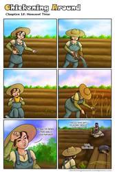 Chickening Around Ch.15: Harvest Time