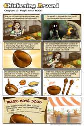 Chickening Around  Ch.16: Magic Bowl 3000
