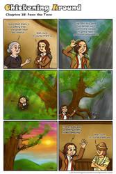 Chickening Around Ch.18: Free the Tree