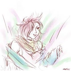 Energetic Sketch