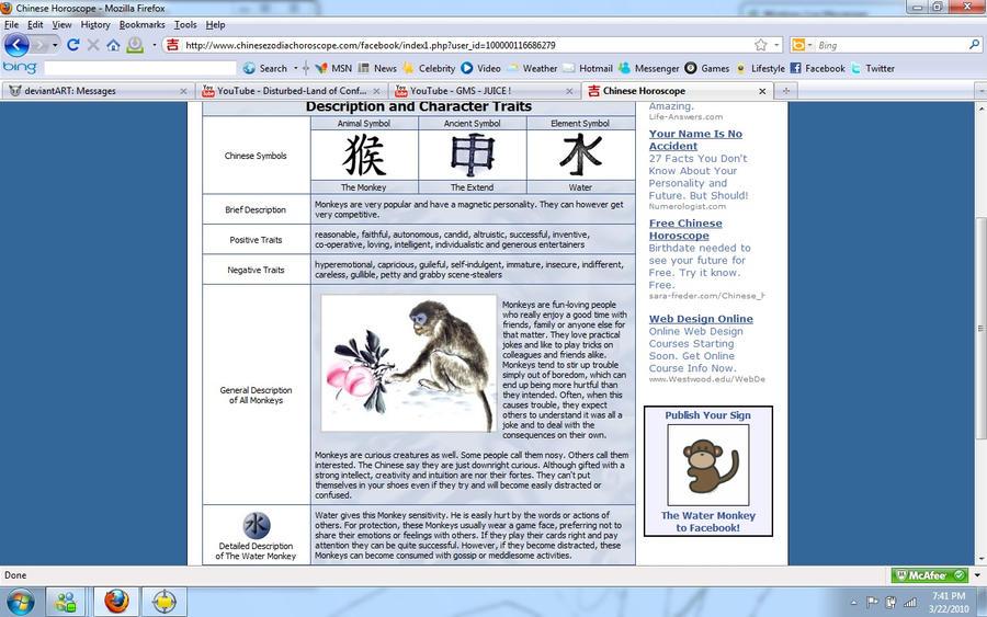 Apparently Im a Water Monkey by kotaroizumaki