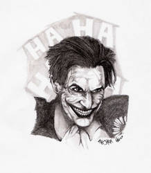 The Joker by SoySauce562