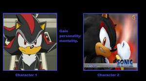 SEGAkai's Shadow the hedgehog