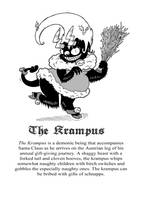 Your Guide to Child-Eating Monsters: The Krampus