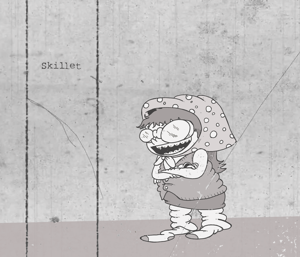 An Urchin Everyday: Skillet by Galago