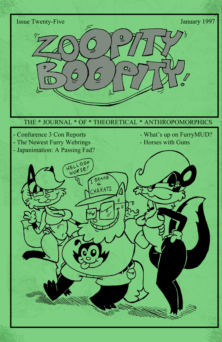 Zoopity Boopity (1997) by Galago