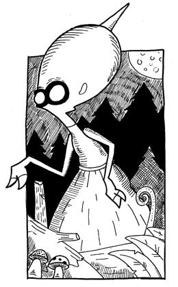 Flatwoods Monster By Galago On DeviantArt