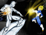 Crossover - Surfer vs Vegeta