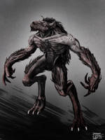 Werewolf by NinjaCheese