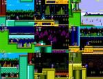 Quartz Quadrant (Sonic 1 Master System Version)