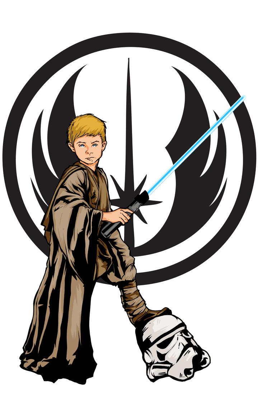 Jedi-Quinn by ssmontgo