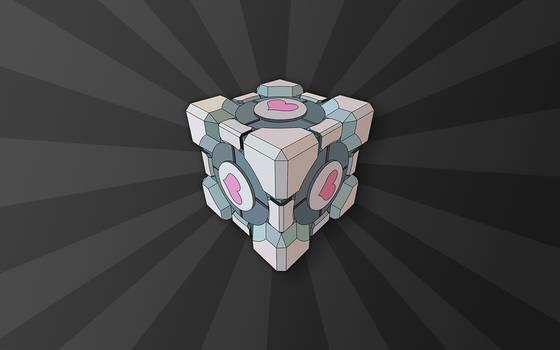 Companion Cube New