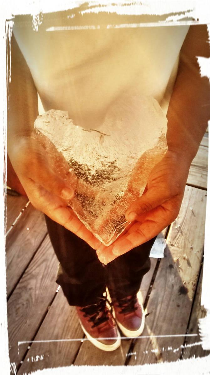 Heart of Ice by kidtk999