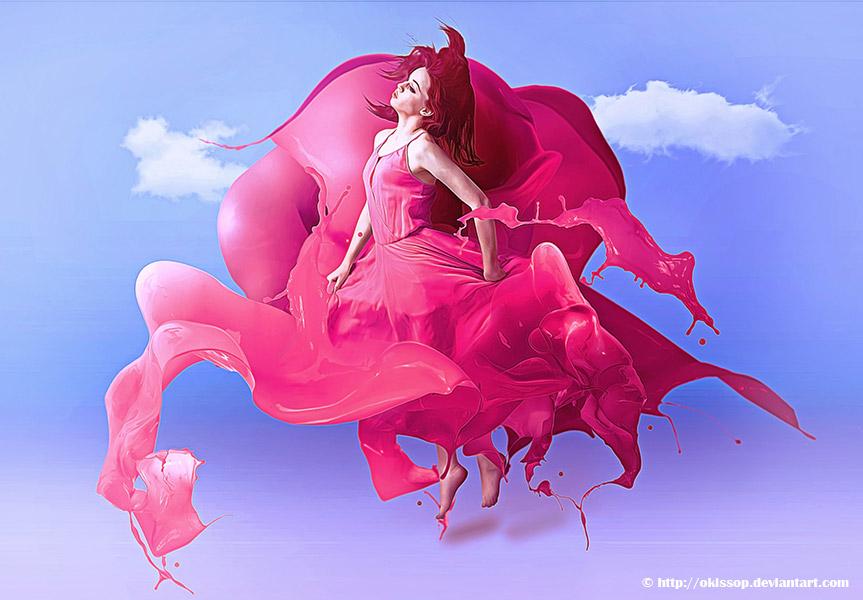 Paint My World by okissop