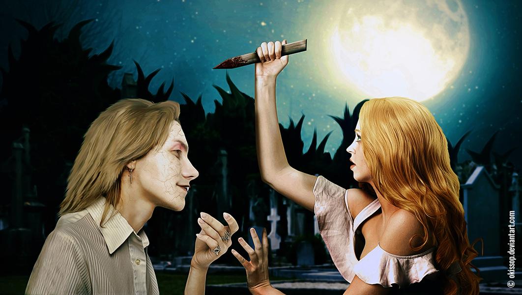 Buffy First Date
