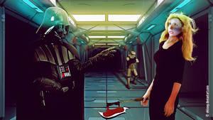 Darth Vader VS Buffy