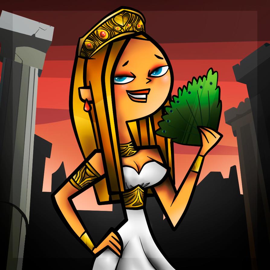 Hera Greek Goddess Cartoon Hera - goddess of marriage