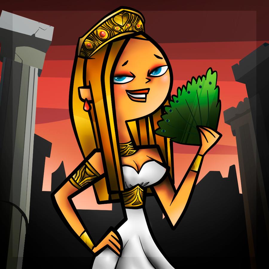 Hera Greek Goddess Cartoon Hera greek god