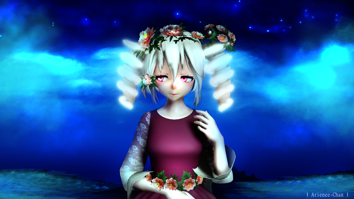 ||MMD|| Oh, Blue night. by Arienee-Chan