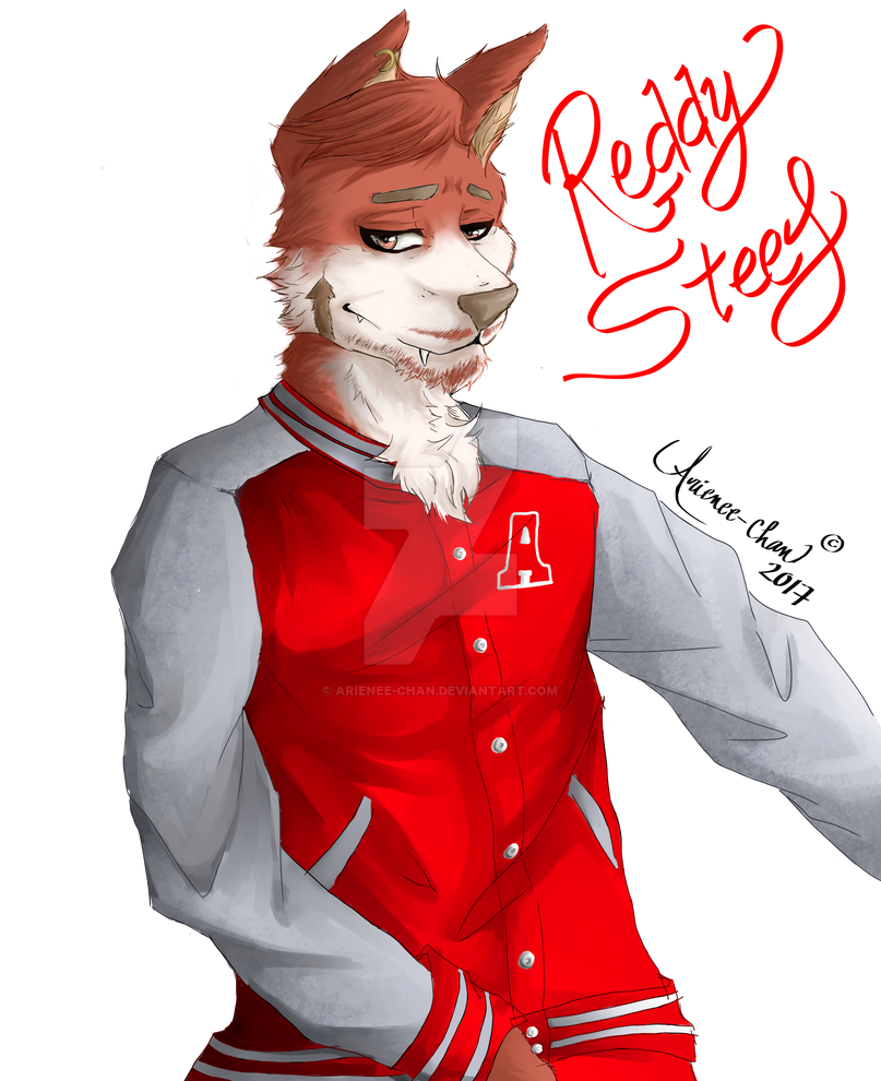 |COM| Reddy Steel by Arienee-Chan