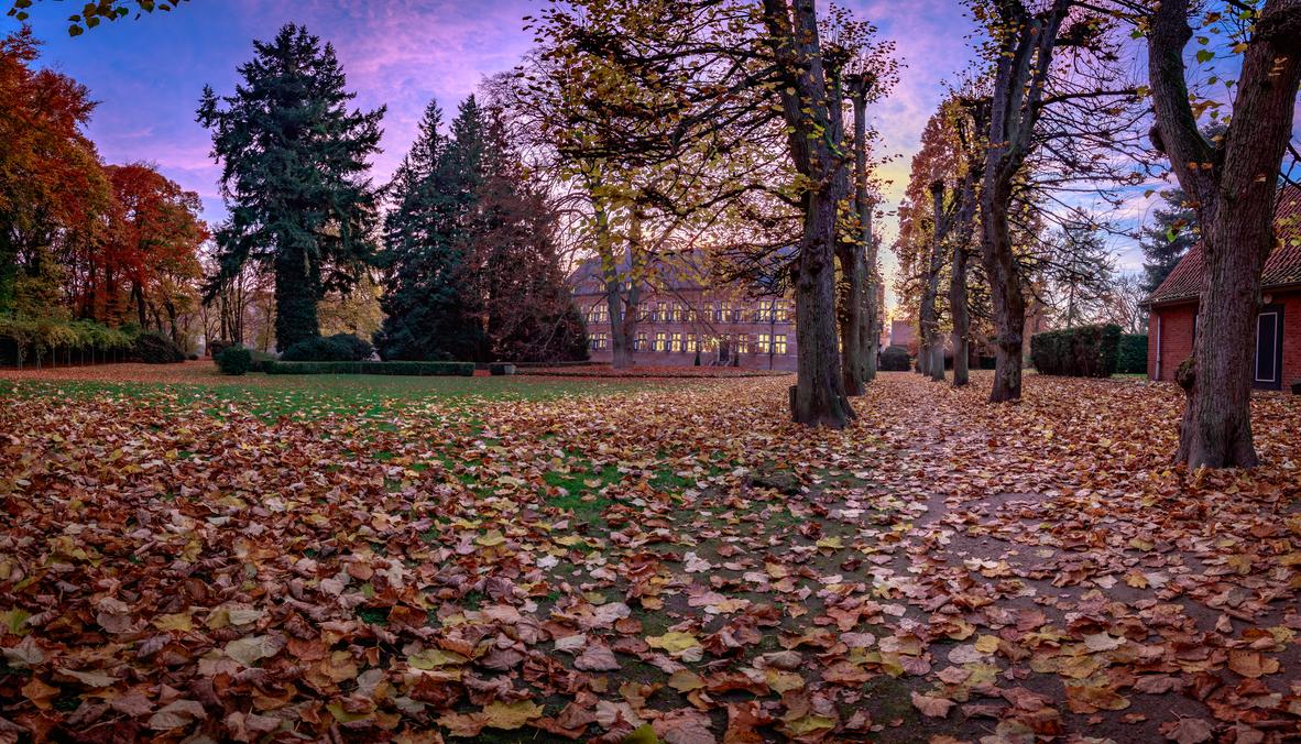 Schloss Reinbek 03 by abuethe