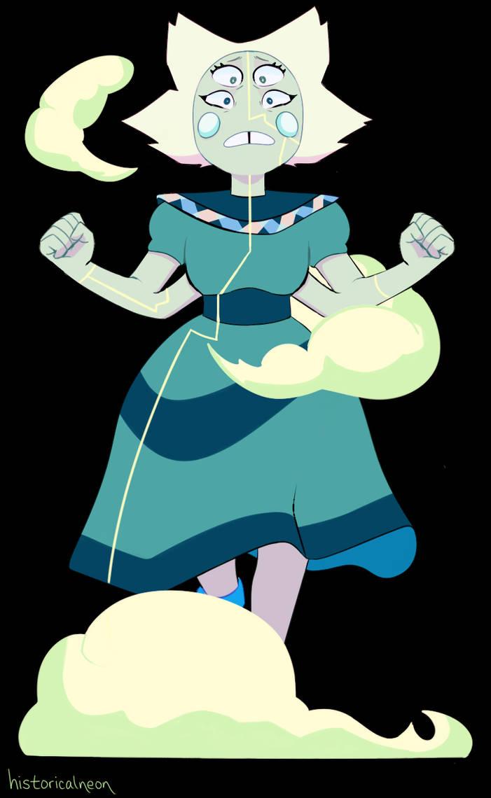 Jade Fusion by historicalneon