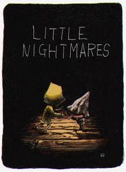 LITTLE NIGHTMARES by Anucoo
