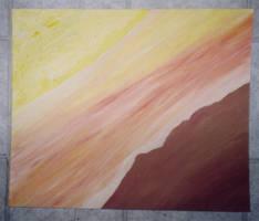 mountain sunspots by BleedingCrowe