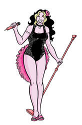 Koriko as Katy Perry 2