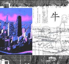 Computer Art Collage