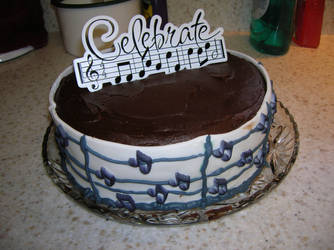 Music Cake by Fishpaste879
