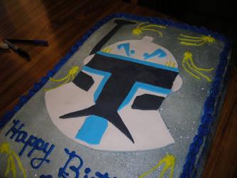 Star Wars Cake by Fishpaste879