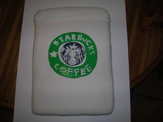 Starbucks Cake by Fishpaste879