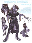 Shadow Thorne Reference Sheet