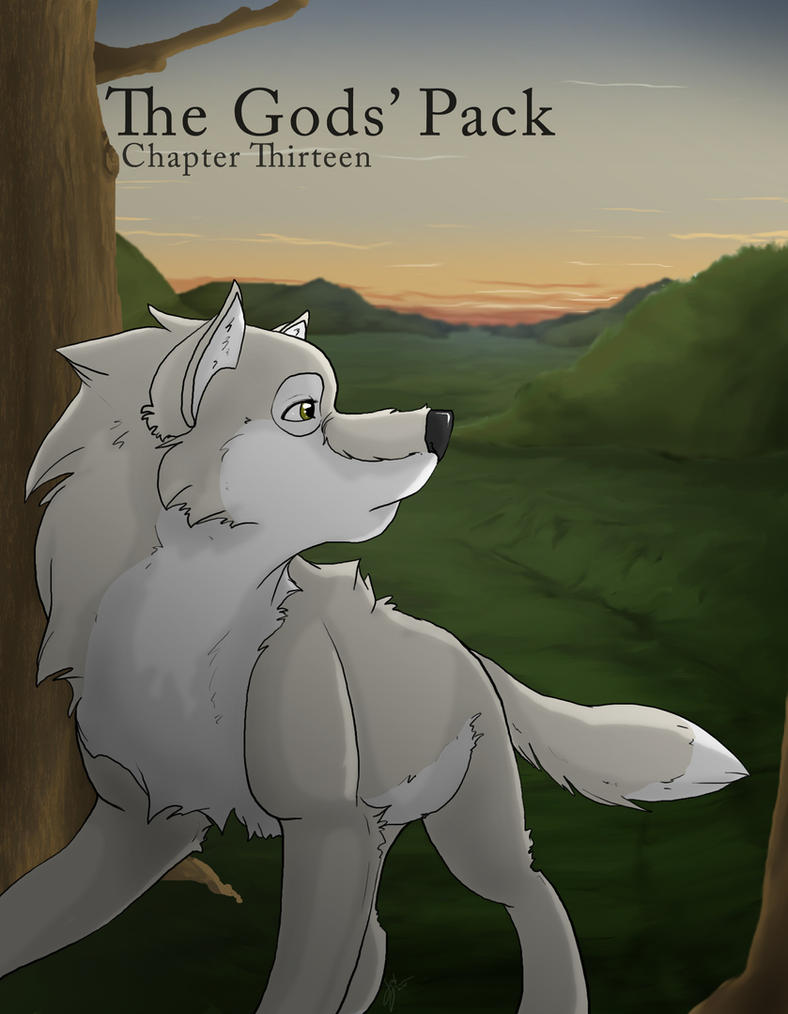 TGP Chapter 13 Cover by wolfsilvermoon